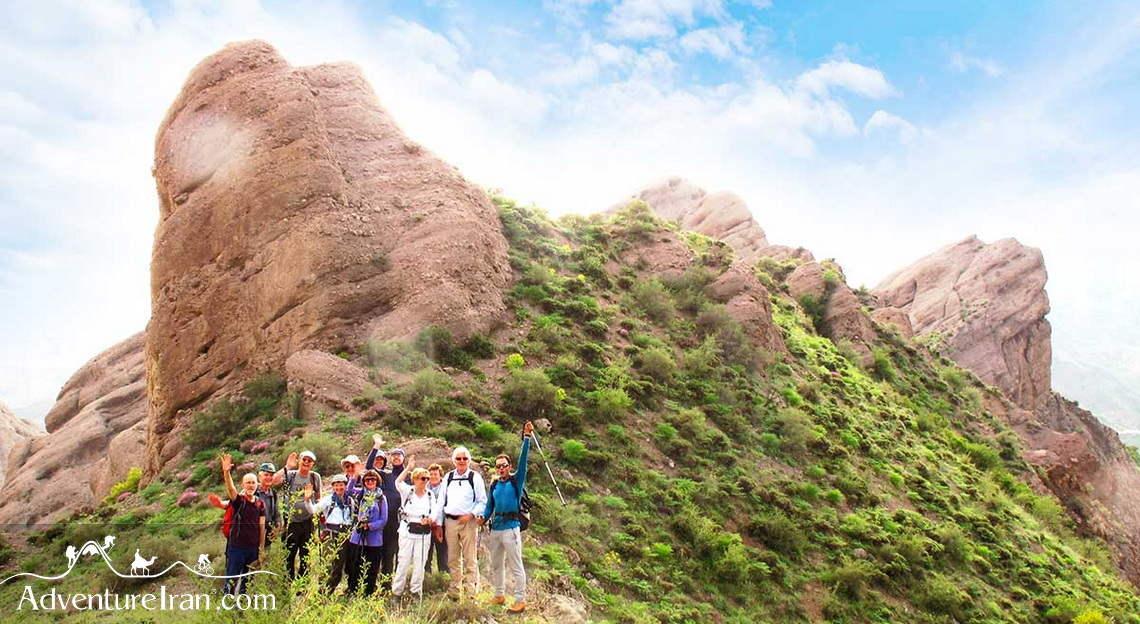 Alamut Iran Tour