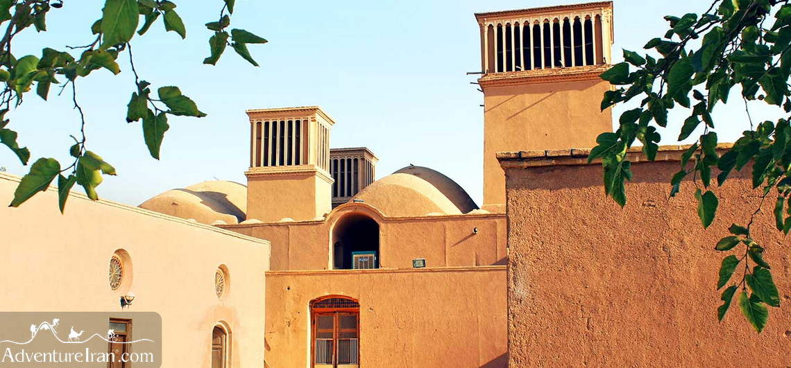 The Historic City of Yazd, Wind-Catchers